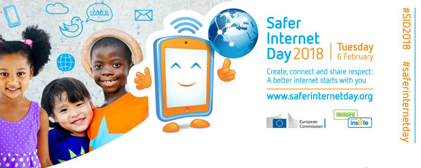 Por una Internet más segura: Safer Internet Day 2018