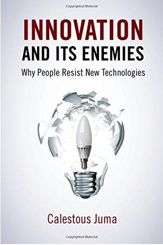 Portada del libro Innovation and its enemies