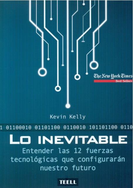 Portada del libro Lo Inevitable