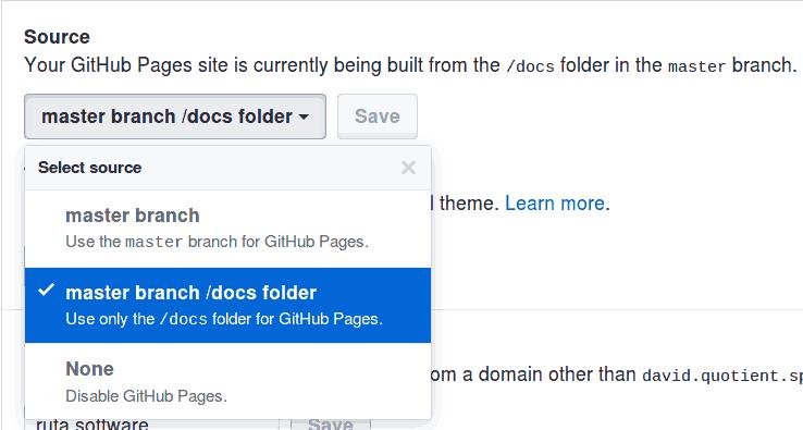 Configuración de un sitio de proyecto