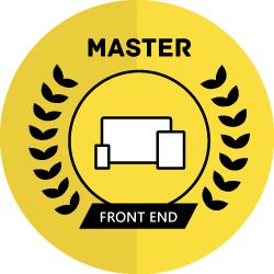 Ver Máster Front end