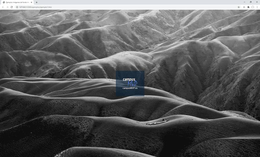 Imagen convertida en escala de grises con CSS