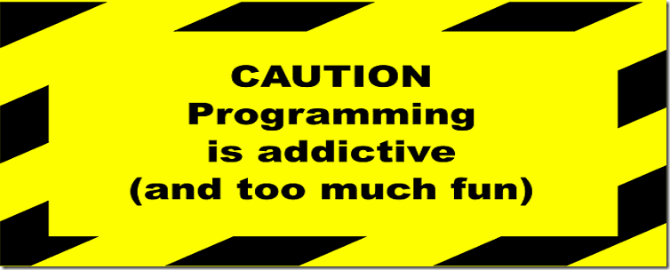Caution-Programming