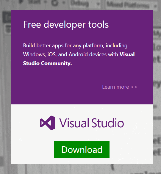 Free-Developer-Tools-VS