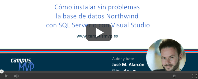 Instalar-Northwind-Video