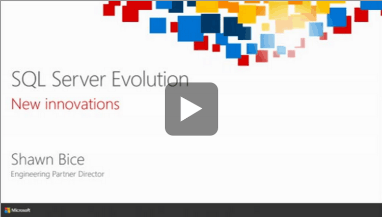 Microsoft anuncia SQL Server 2016