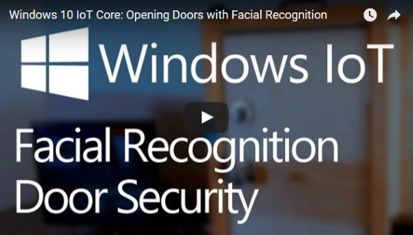 Windows-IoT-Facial-Recognition